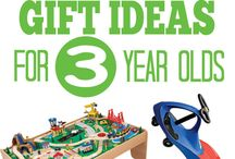 Gifts ideas for the kiddos / by Samantha Cason