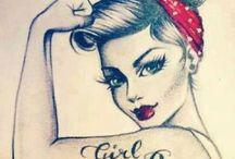 lynn tattoos