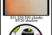 Crafts -  Copics - DoveArt Color of the Day / Copic Color Combinations / by Debbi Logan
