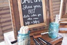 Cute wedding ideas