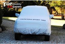 Vauxhall Car Covers / The best protection for your Vauxhall. Indoor or outdoor protection covers available in different ranges to suit your needs!