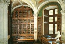 libraries / by Matthew Scheuerman