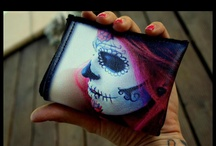 Portafogli eco pelle  / wallet leather handmade to order all! look at the facebook page of LOLLO AUS 100%!