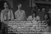 Scary/weird stories
