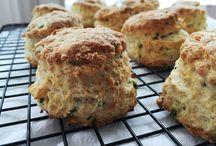 Biscuits, Rolls & Breads