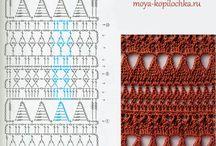 patrones a crochet
