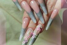 Almond nail ideas