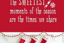 Etsy Shop Christmas Decor / Decorating your home for Christmas