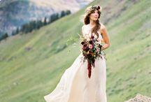 Bridals: Rustic Mountain