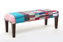 Ottomans, Benches and Seats / Ottomans, Benches and Seats