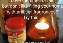 Fall smell