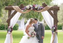 Country rustic wedding ideas