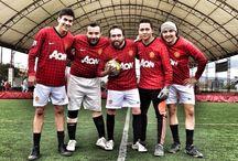Equipo A.C.F.C / Lo mejores jugadores de Agencia Central.