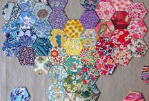 Hexies and Such... / by Gina Terry