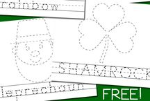 Free St. Patrick's Day Printables For Kids