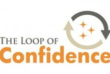 Overcoming Fear / Overcome your fear with Loop of Confidence. www.LoopOfConfidence.com / by Ann Bernard