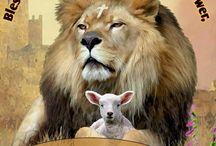 Al Leon de la ley del karma se le combate con las grandes obras, ayuda a un necesitado y pagas tus deudas