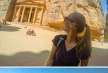 Egypt, Jordan and Israel Travel / Ideas and inspiration specific to Egypt, Jordan and Israel travel. Includes ideas about the safety of travel in the Middle East.