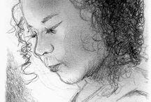 Ilustraciones / Ilustraciones y dibujos / by Rodrigo Valdés