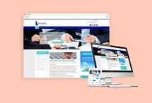WordPress Website Development / We provided the client with custom website designs. It was then developed by us in WordPress.