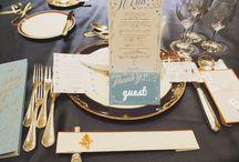 ゲストテーブル*guest table