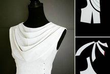 fajne wykroje na bluzki i sukienki