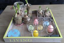Plants & deco indoors / Planten en tableaus