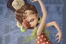 Flamenco / by Araceli Trevino