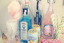 Bar area / by Tiffany