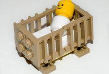Lego Baby Crib