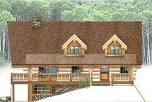 Home - rustic,farmhouse, log cabin