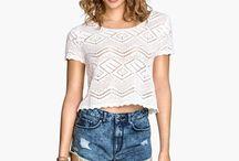 Summer kleding