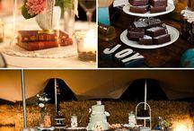 Godteri og kakestand
