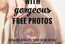 Free Stock Sites For Bloggers