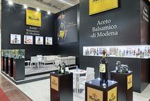 Mazzetti - Cibus / Act Events Allestimenti fieristici Exhibition stand display
