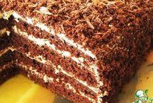 кофе торт