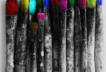 Cosas coloridas