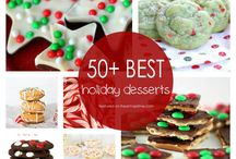Christmas! / Treats for the most wonderful time of the year!
