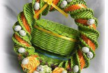 papírfonás/ húsvét