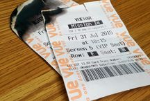 Tickets with a story