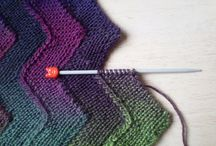 Knitting - Patterns / Cool knitting stuff from all over the place