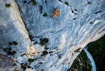 Inspired Climbing  / Epic climbs that can't help but inspire you.