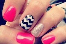 Cute/ tumblr nails