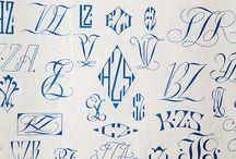 Monograms / by Marla Darwin