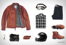 Leather & motors