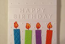 Kids Birthday cards to make