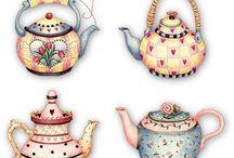 Çaydanlık resimleri