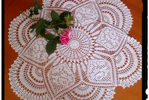 Doilies / Welcome:  https://www.facebook.com/Kates-crochet-work-607200899315898/photos/?tab=albums