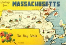 Massachusetts / Home State / by Cheryl Snyder