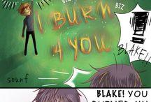 ♥Leo and Blake♥